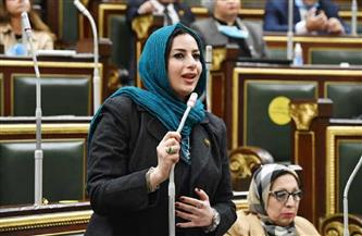 آيات الحداد تطالب بالتصدي لظاهرة التحرش بالفكر قبل القانون