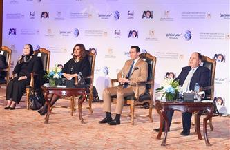 محمود محيي الدين: مصر حققت نموا اقتصاديا ملحوظا وتسير بخطى سريعة نحو التحول الرقمي |صور