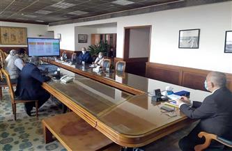 وزير الري يتابع استعدادات الانتقال إلى العاصمة الإدارية الجديدة| صور