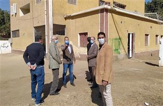 نائب محافظ أسيوط يتفقد موقع أول مستشفى بيطري في صعيد مصر/ صور