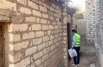 """تضامن أسيوط توزع 5800 كيلو لحوم على الأسر الأكثر احتياجًا مقدمة من """"الأورمان"""" / صور"""