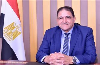 برلمانى يطالب وزير العدل بسرعة إنشاء مجمع محاكم المراغة