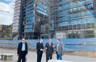 محافظ كفر الشيخ: افتتاح مركز الأورام الجديد في احتفالات 30 يونيو المقبل | صور