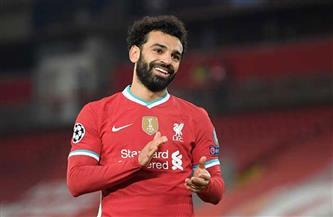 """""""محمد صلاح """"يقود التشكيل المتوقع لليفربول أمام لايبزيج في دوري الأبطال"""