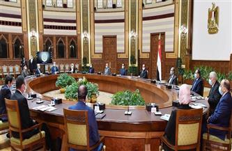الرئيس السيسي يوجه بتجميع مباني الخدمات الحكومية بالقرى في كيانات مركزية حديثة متكاملة
