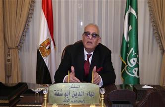 «أبو شقة»: قرارات الفصل أنقذت الحزب من الإخوان.. وملف بالمخالفات أمام النائب العام