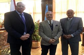من هو الدكتور محمد لبيب سالم الحاصل على جائزة جامعة طنطا للتميز العلمي في 2020؟