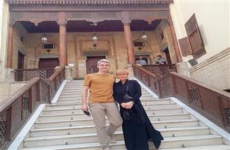 """""""السياحة والآثار"""" تستكمل خطتها بدعوة مدونين عالميين للترويج لمصر  صور"""