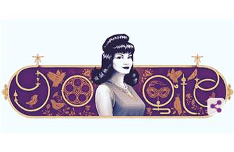 """""""جوجل"""" يحتفي بالذكرى الـ 90 لميلاد دلوعة السينما المصرية """"شادية"""""""