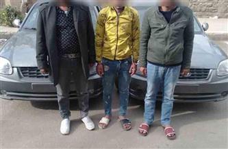 القبض على عصابة سرقة السيارات ومساومة مالكيها على إعادتها بمدينة نصر
