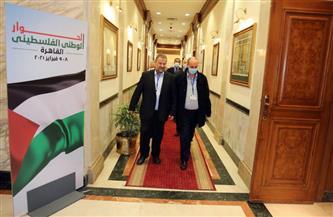 انطلاق الحوار الوطني الفلسطيني بحضور 14 فصيلا | صور