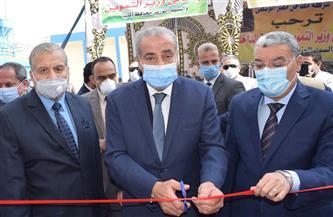 وزير التموين: 16 مركز خدمة مواطنين بمحافظة المنيا