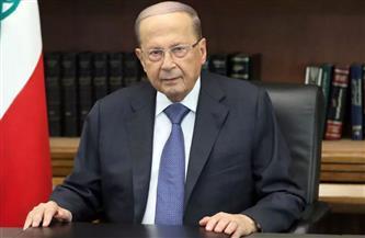 سفير ألمانيا ببيروت يُخطر الرئيس اللبناني بانتهاء التعامل مع مواد خطرة داخل الميناء