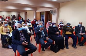 القومي للمرأة بالبحيرة يطالب بتشديد العقوبة على المشاركين في جريمة ختان الإناث  صور