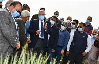 وزير الزراعة: التوسع في نظم الري الحديث يرشد المياه ويدعم زيادة إنتاج المحاصيل