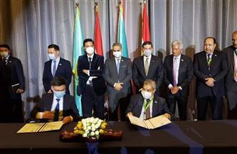 الإعلان عن إنشاء غرفة إفريقية كازاخية