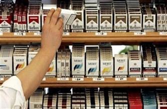 ضبط 171 قضية تلاعب في أسعار السجائر وحجبها بمضبوطات 75164 عبوة سجائر و2 طن معسل