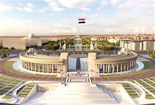 المتحدث الرئاسي ينشر صورا للنصب التذكاري بالعاصمة الإدارية الجديدة