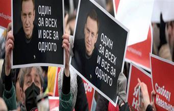 روسيا بين مظاهرات المعارضة وتصريحات بايدن العدوانية