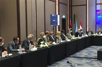 مبعوث الأمم المتحدة إلى ليبيا يرحب بالجهود المصرية لحل الأزمة بالطرق السياسية| صور
