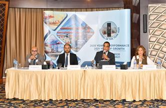 قناة السويس للحاويات: استثماراتنا بلغت 900 مليون دولار في السوق المصرية | صور