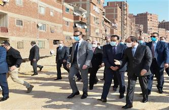 محافظة القاهرة تطلق اسم مدينة الأمل على عزبة الهجانة تنفيذا لتوجيهات السيسي