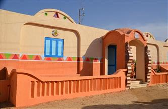 إعادة إعمار 640 منزلًا بقرى كفر الشيخ لرعاية الأسر الأكثر احتياجًا | صور