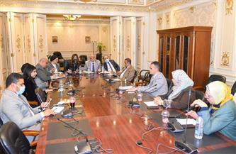 وزيرة الهجرة تستعرض جهود الوزارة خلال أزمة العالقين المصريين بالخارج