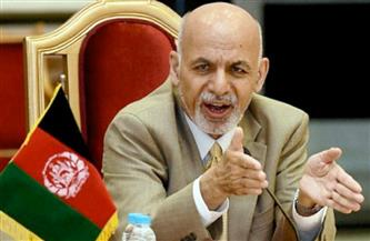 الرئيس الأفغاني يوافق على تشكيل حكومة انتقالية