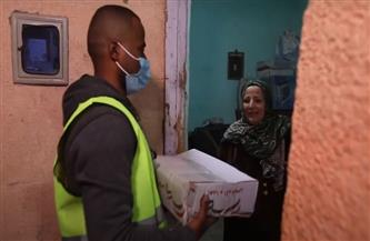 «مستقبل وطن» يقدم قافلة مساعدات لأهالي عزبة الهجانة | فيديو