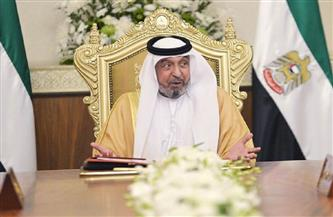 خليفة بن زايد يهنئ الشعب الإماراتي والأمة العربية بنجاح مسبار الأمل