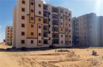 """وزير الإسكان: تنفيذ 55% من أعمال بناء 25 ألف وحدة سكنية بمبادرة الرئيس """"سكن كل المصريين"""" بـ6 أكتوبر الجديدة"""