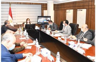 """3 وزراء يبحثون سبل التعاون في تنفيذ إجراءات مسح القرى ضمن مبادرة """"حياة كريمة"""""""