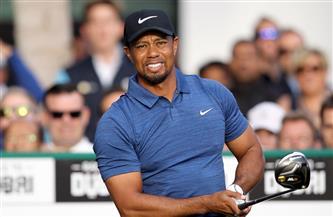 نجم الجولف الأمريكي تايجر وودز يشكر اللاعبين والجماهير على دعمه