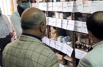 الكشف على 500 مواطن في قافلة طبية بقرية شبشير الحصة بطنطا | صور
