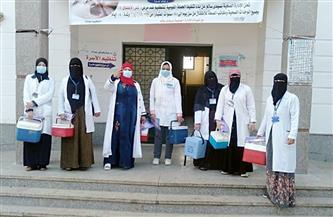 انطلاق الحملة القومية للتطعيم ضد شلل الأطفال على مستوى الجمهورية غدًا