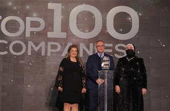 """للعام الرابع على التوالي.. تكريم """"مجموعة طلعت مصطفى"""" ضمن أفضل 100 مؤسسة بالسوق المصرية لعام 2020"""