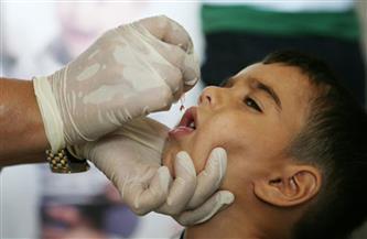 مد فترة الحملة القومية الثانية للتطعيم ضد مرض شلل الأطفال حتى غد الجمعة 2 أبريل