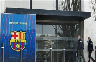 القبض على رئيس برشلونة السابق وبعض من أفراد إدارته