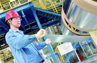 """اختراع """"الرقائق الفولاذية شديدة النحافة"""" يعكس القفزات الكبيرة للصناعة الصينية"""