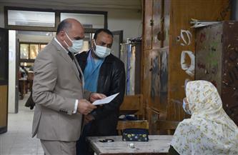 رئيس جامعة الأقصر: لم يتم رصد أية مشكلة داخل لجان الامتحانات | صور