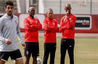 «موسيماني» يمنح لاعبي الأهلي راحة سلبية غدًا
