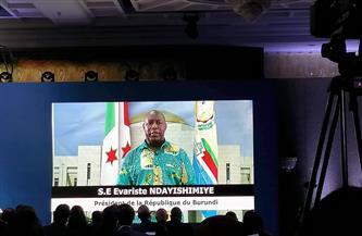 رئيس بوروندي: لابد من رأب الصدع واستغلال إمكانات إفريقيا
