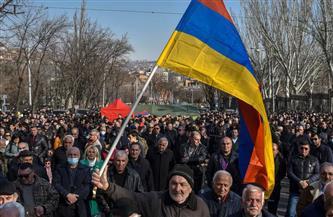 تظاهرات جديدة في أرمينيا مع تفاقم الأزمة السياسية
