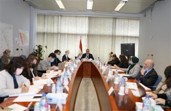 العناني يعقد اجتماعا مع اللجنة المصرية اليابانية العليا لمناقشة مستجدات أعمال المتحف الكبير