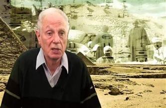 حكاية الأثري نجيب قنواتي ومشرف فيالق الجنوب في مقابر الحواويش   صور