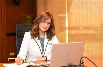 نبيلة مكرم: «مبادرة مصر» قطعت شوطا كبيرا للارتقاء بحياة المصريين |صور