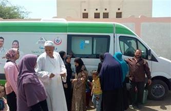 """ضمن مبادرة """"حياة كريمة"""".. ننشر خارطة القوافل العلاجية خلال شهر مارس بالبحر الأحمر"""