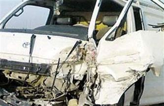 إصابة 4 في تصادم ميكروباص مع ملاكي بطريق «السويس - الإسماعيلية»