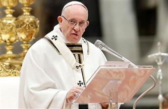 """بابا الفاتيكان يدعو لتعاون الدول من أجل توزيع لقاحات """"كورونا"""" على الجميع"""